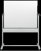 Whiteboard Mobil NOBO 150x120 cm stål