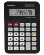 SHARP Bordsräknare EL-330FB svart
