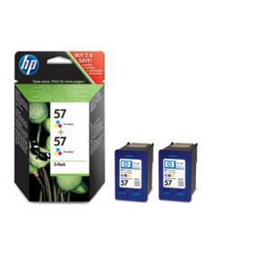 Bläckpatron HP C9503AE 57 Färg 2/FP
