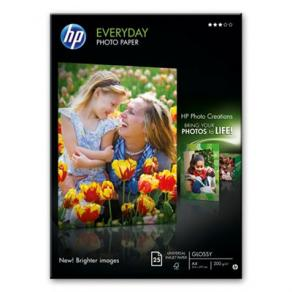 HP Everyday Photo Paper - Blank - 8 mil - A4