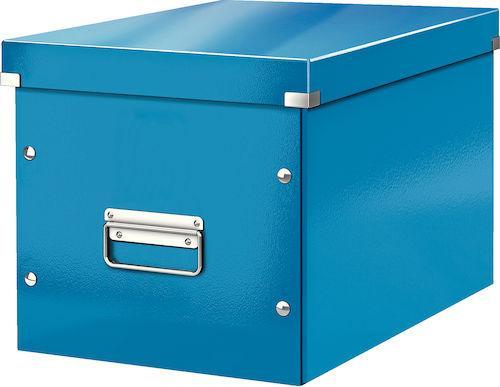 Förvaringslåda Wow blå