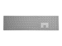 Deltaco bakgrundsbelyst bluetooth-tangentbord i miniformat