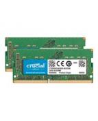Crucial - DDR4 - sats - 64 GB: 2 x 32 GB - SO DIMM 260-pin