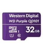 WD Purple SC QD101 WDD032G1P0C - Flash-minneskort - 32 GB