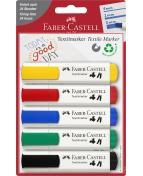 Textilpenna Faber Castell 5/fp