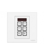 VISION Techconnect Faceplate Control Module - 6 buttons - learns