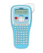 PT-H100LB2XG1 portable labelling machine blue