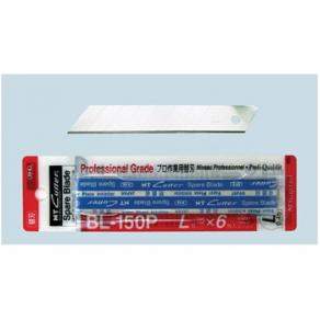 Brytblad NT Cutter 18mm BL-150P 6/set