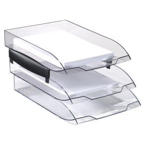 Brevkorg CEP Ice Black A4, transparent