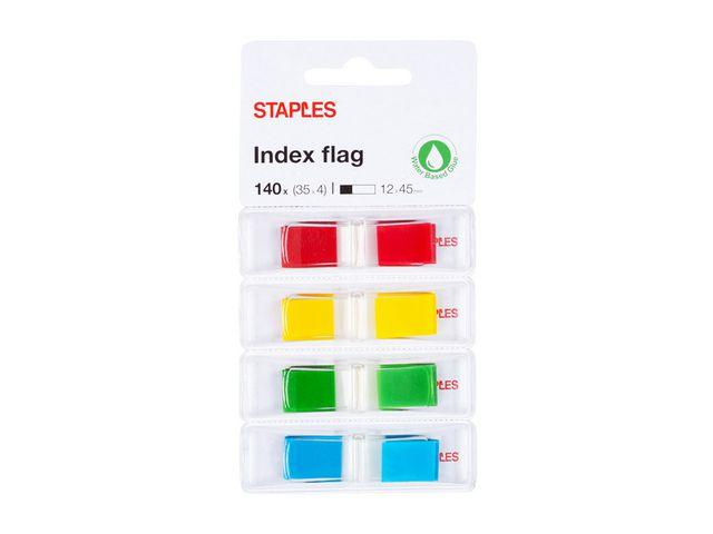 Index STAPLES film 11x43mm 4x35 flikar