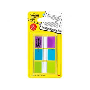 Index POST-IT 25x43mm