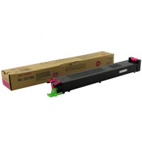 Toner SHARP MX-31GTMA magenta