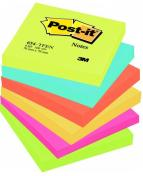 Post-It Notes Energetic, 76x76mm
