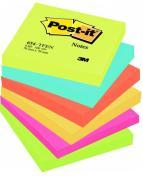 Post-it Notisar 76x76 Energetic (6)