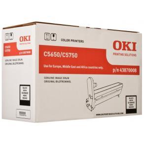 OKI - Svart - valsenhet - för C5650dn, 5650n,