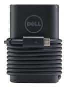 Dell USB-C AC Adapter E5 - Kit - strömadapter - 65 Watt - Europa