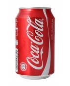 Coca-cola burk 33cl Inkl.Pant