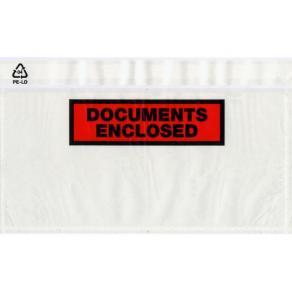 Packsedelskuvert DL med tryck 250/FP