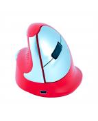 R-Go HE Sport Ergonomic Mouse,  Medium (165-195mm), Left Handed,