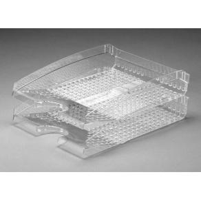 Brevkorg Durable Trend A4 Transparent, 250x337x70mm