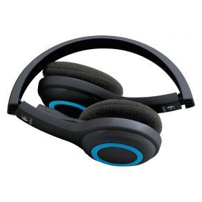 Headset med sladd - Logitech Wireless Headset H600 - Headset - på