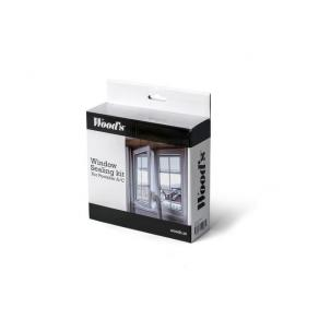 AC Fönsterkit WOODS Sealing Kit
