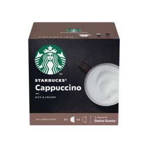 Kaffekapslar STARBUCKS Cappuccino 12/FP