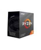 AMD Ryzen 5 2600 - 3.4 GHz - med 6 kärnor - 12 trådar - 16 MB