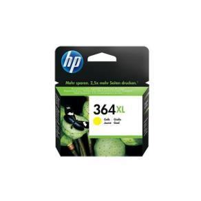 Bläckpatron HP CB325EE 364XL Gul