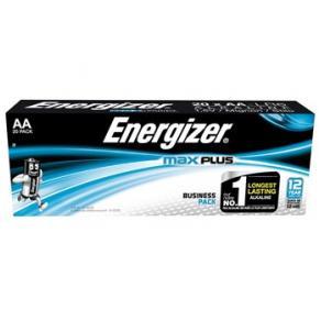 Batteri ENERGIZER Max Plus AA 20/FP