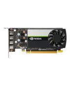 NVIDIA T600 - Grafikkort - T600 - 4 GB GDDR6 - PCIe 3.0 x16 låg