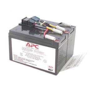 APC Replacement Battery Cartridge #48 - UPS-batteri - 1 x