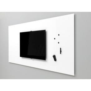 Whiteboardtavla Lintex Air, TV-anpassad, 250x120cm