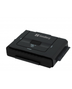 USB 3.0 Multi Hard Disk Link, Black