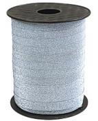 Gavebånd 10mmx100m glitter lysblå