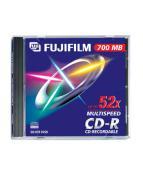 CD-R 700 MB 52x Jewel Case (10)