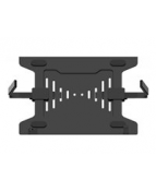 VISION Laptop Shelf for Desk Posts: VFM-DP2B, VFM-DPD2B,