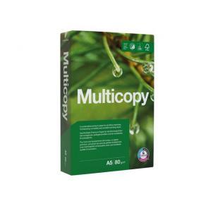 Kopieringspapper MultiCopy A5, 80g, 10x500/fp