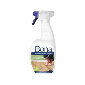 Golvrengöring BONA lackat/vaxat trä spray 1L