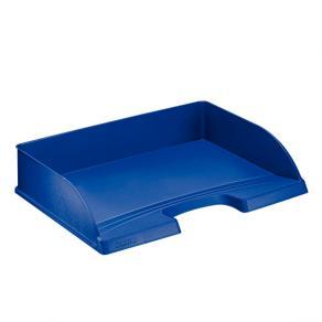 Brevkorg Leitz A4+ Blå, öppen långsida