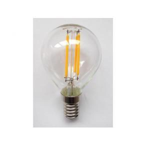 LED-lampa Klot E14 Klar 2W 200lm