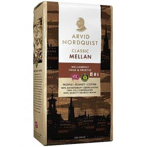 Kaffe och chokladpulver - Kaffe Arvid Nordquist Classic mellanrost malet 500g
