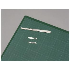 Skärunderlägg Grön, 45x30cm