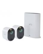 Arlo Ultra 2 Security System - Gateway + kamera(or) - trådlös