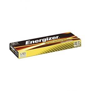 Alkaliska - Batteri ENERGIZER Industrial AA 10/FP