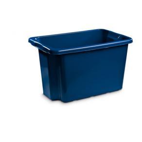 Förvaringsbox 55 L blå