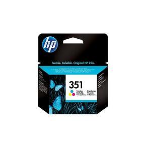 Bläckpatron HP CB337EE 351 Färg