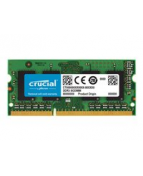 Crucial - DDR3 - 4 GB - SO DIMM 204-pin - 1866 MHz / PC3-14900