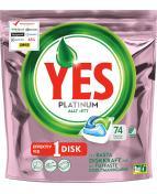 Yes Platinum Pink Maskind 74 s