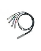 Mellanox LinkX - 100GBase-CU direktanslutningskabel - QSFP28
